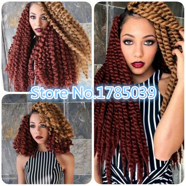 Havana Twist With Color Find Your Perfect Hair Style