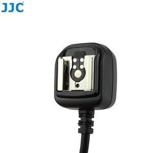 Image 4 - JJC 1.3 m TTL Off lampa błyskowa sznury synchronizacji światła zdalnego skupić się kabel do produktu firmy OLYMPUS/Panasonic kamery miga