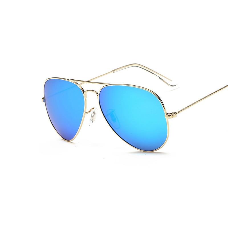 2016 Clássico Polarizada Óculos De Sol Dos Homens Mulheres de Alta  Qualidade Da Moda De Metal Armação de Óculos De Sol UV400 Masculino Marca  de Luxo Óculos ... 231f751602
