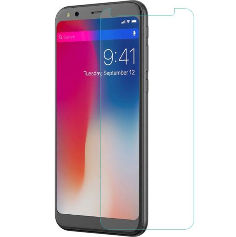 Купить Смартфон закаленное Стекло 9 H Взрывозащищенный Защитная пленка Экран протектора крышку мобильного телефона Для Doogee X53 на Алиэкспресс