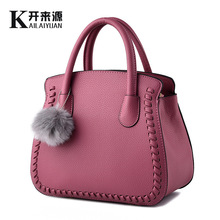 Female han edition style atmosphere vogue female bag the new worn one shoulder