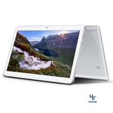 "K107 Yuntab 10.1 ""Android 5.1 Tablet 1 GB + 16 GB Quad-Core Phablet Astilla Color Dual Desbloqueado Las Ranuras De Tarjeta Sim Bluetooth GPS"