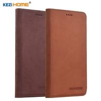 For Moto Z2 Play Case Flip Matte Genuine Leather Soft TPU Back Cover For Motorola Moto