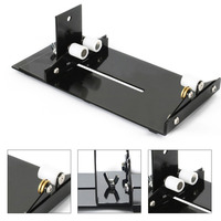 1 Professional Glass Cutter Universal DIY Adjustable Glasses Can Wine Bottle Glass Cutter Stainless Steel Household