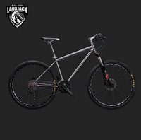 LAUXJACK Shimano M610 Deluxe 30 Speed Mountain Bike And Bicycle Riding Tit