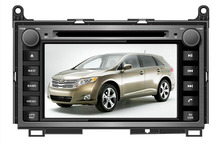 7″pure Android 4.4.4 for TOYOTA VENZA 2008 2012 car DVD,gps navigation,3G,BT,Wifi,cortex A9,1GB,DDR3,TDA7786,Russian,english
