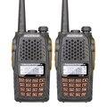 2 Шт./лот Baofeng УФ-6R Домофон Профессиональный CB Радио Dual Band 128CH ЖК-Дисплей Беспроводной Baofeng UV6R портативный 2 Ходовые Радио