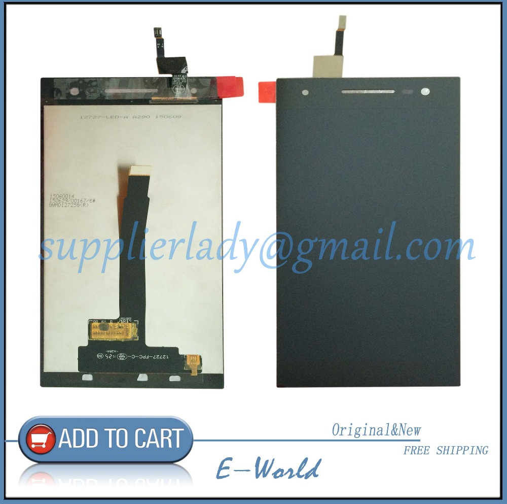 Original and New LCD screen with touch screen 12727-LED-A A290 150609 Free Shipping original and new 5inch lcd screen with touch screen bld htc050h409 a0 free shipping