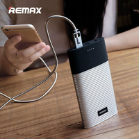 REMAX RPP 27 Poverbank 10000mAh Dual USB External Backup Battery Pack Power Bank Portable Phone Charger