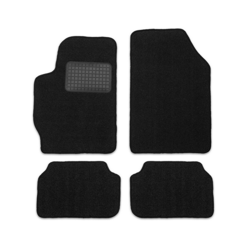 Фото - Car Mats 3D salon For TOYOTA Camry, 2018-> 4 PCs (polyurethane) custom fit car floor mats for toyota camry rav4 prius prado highlander verso 3d car styling carpet liner ry56