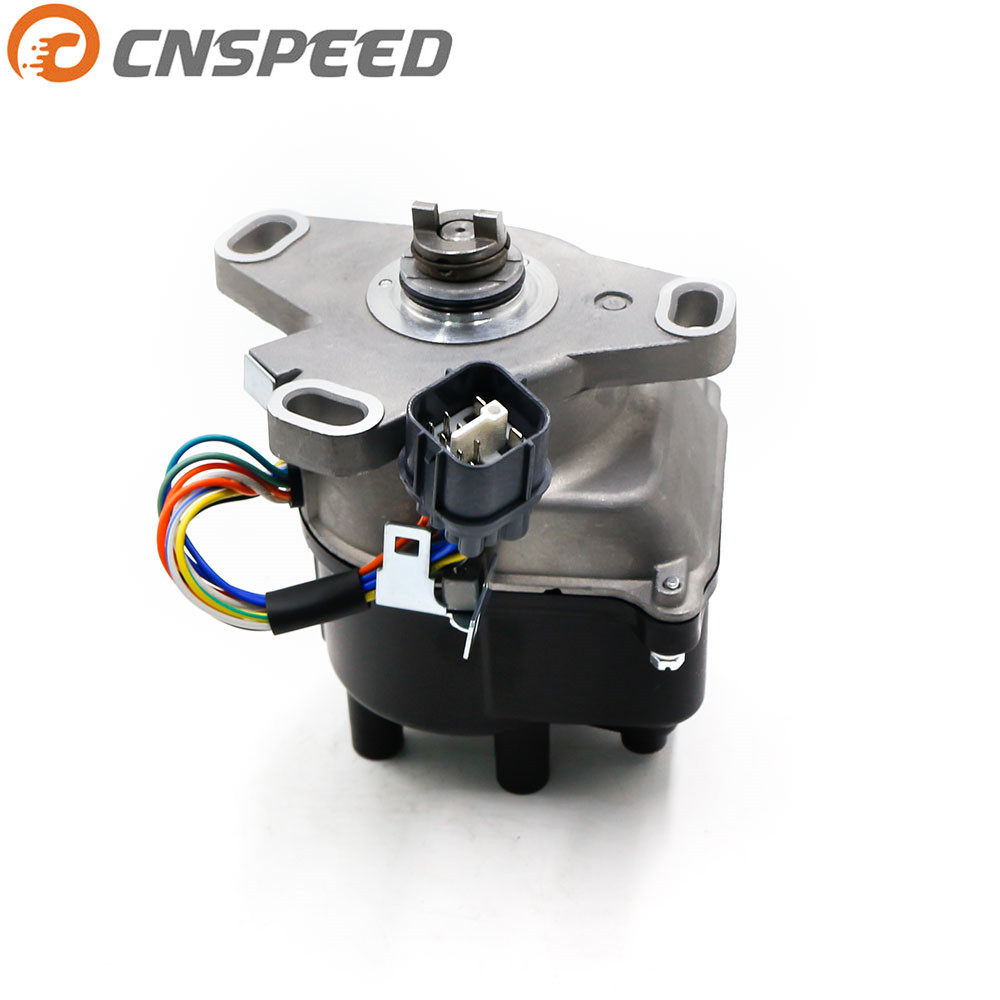 CNSPEED Ignition Distributor for 99-00 Honda Civic Si/Sir 96-01 Type R DOHC VTEC OBD2/For Civic SI DOHC 1.6L B16A2 99-00