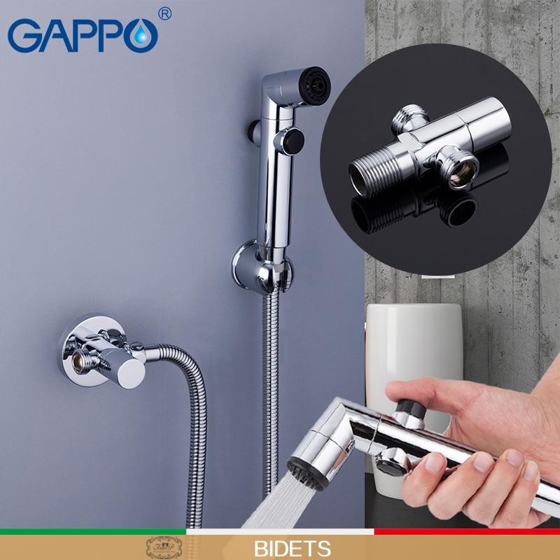 GAPPO Bidets muslim toilet handheld bidet spray mixer tap bidets portable faucet toilet sprayer bidet tap mixer