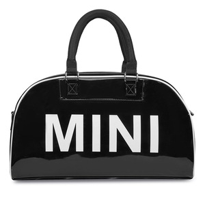 Image 5 - Mini cooper çanta askılı çanta tote Pu seyahat duffle