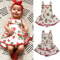 Newborn Infant Kids Baby Girls Romper Dress Flower Cute Coptton High Quality Tutu Dress Clothes Outfits
