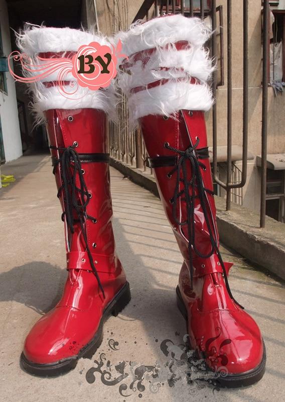 Blue Exorcist Ao no Exorcist Ao no Futsumashi okumura rin cosplay boots shoes sneaker Amaimon costume