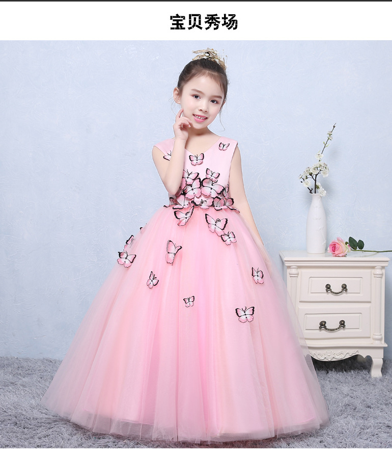 Asombroso Vestido De Novia Con Mariposas Colección de Imágenes ...