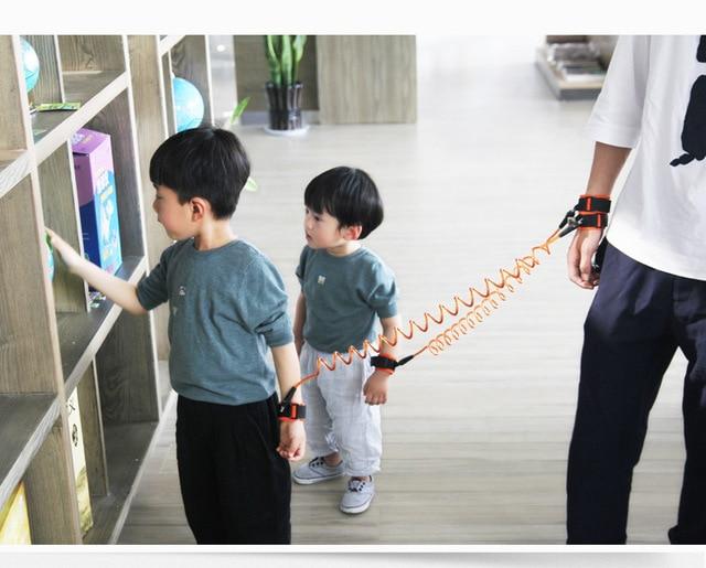 Kids safety wristband child wrist leash Baby Toddler Leash
