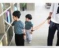 Kids seguridad pulsera correa de muñeca del niño Correa Del Niño Del Bebé de La Correa Anti Perdido pulsera Ajustable arnés de seguridad para niños