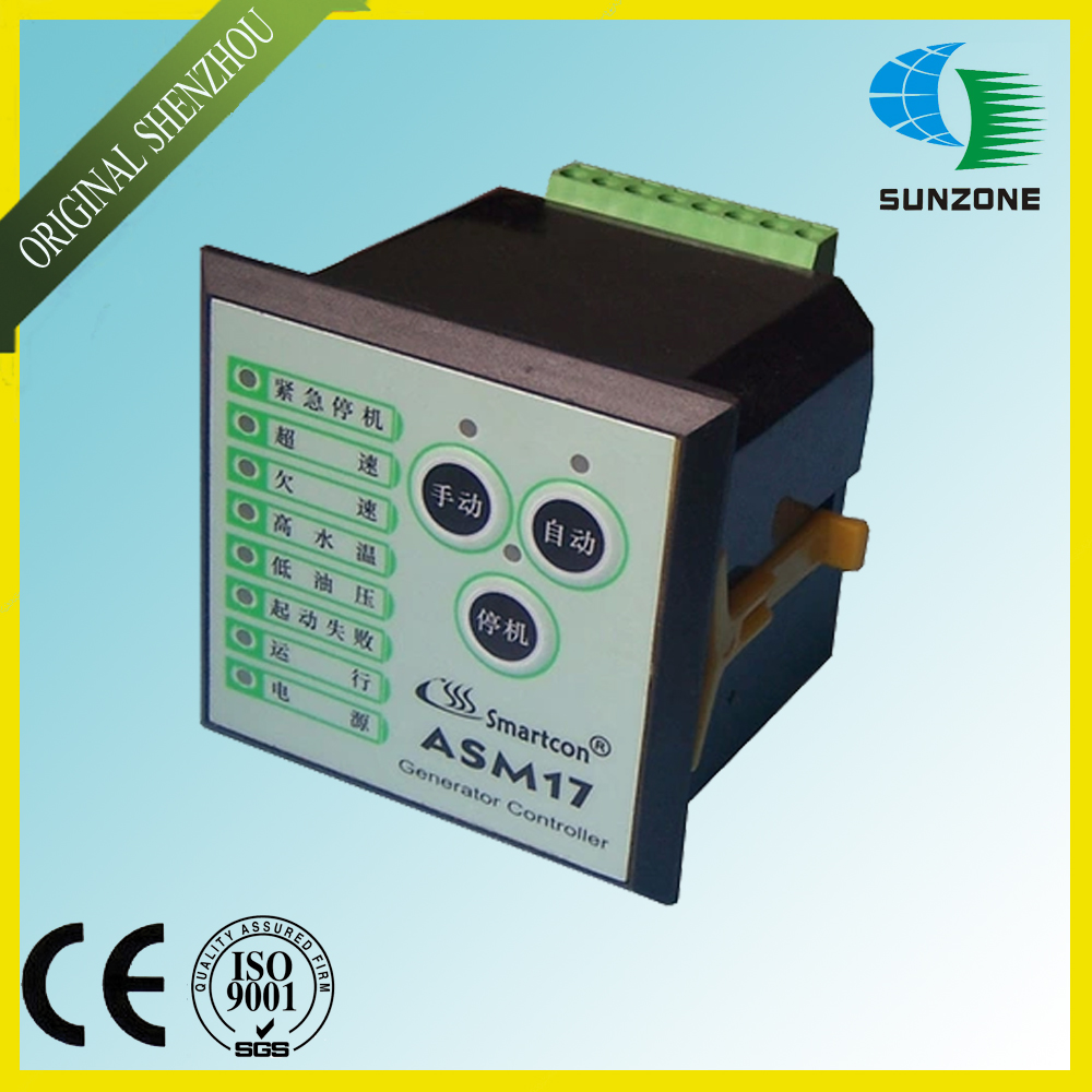 ASM17 replacement for Original GTR 17 GTR17 generator controller diesel цена