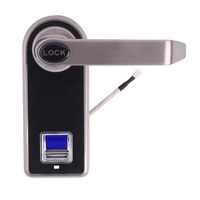 Electronic Keyless Lock Optical Fingerprint Password Door Lock Home Access Control System Security Accessories