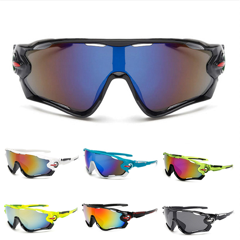 Outdoor Cycling Glasses Bicycle Bike Sport Sunglasses Polarized Gafas Ciclismo Riding Eyewear Goggles Man Oculos De Ciclismo polarized cycling glasses 5 lens clear bike glasses eyewear uv400 proof outdoor sport sunglasses men women oculos gafas ciclismo