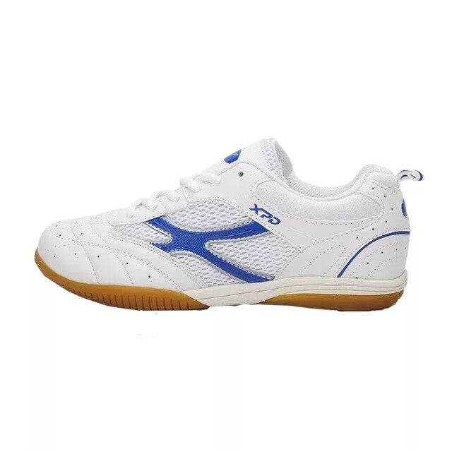 e94d96655c Zapatillas de tenis de mesa 2018 otoño nuevas zapatillas de entrenamiento profesional  para hombres, transpirables