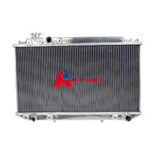 For TOYOTA CRESSIDA MX83 JZX81 CHASER 1JZ-GTE 88-93 Aluminium Radiator 3 ROW COREAutomobile Replacement Parts Cooling System