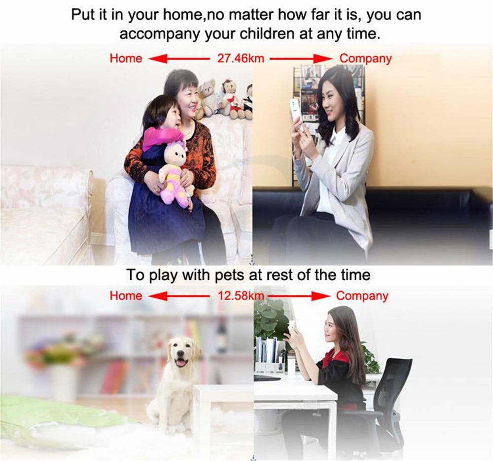 HQCAM 720P 960P 1080P Audio WIFI IP Camera indoor Wireless Surveillance Home Security Camera Onvif Camera TF Card Slot APP CAMHI 19