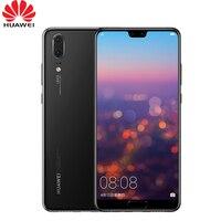 [Versión Española] Smartphone Huawei P20 de 5,8 (cámara trasera 12+20MP y frontal 24MP, 4GB RAM, 64GB ROM)