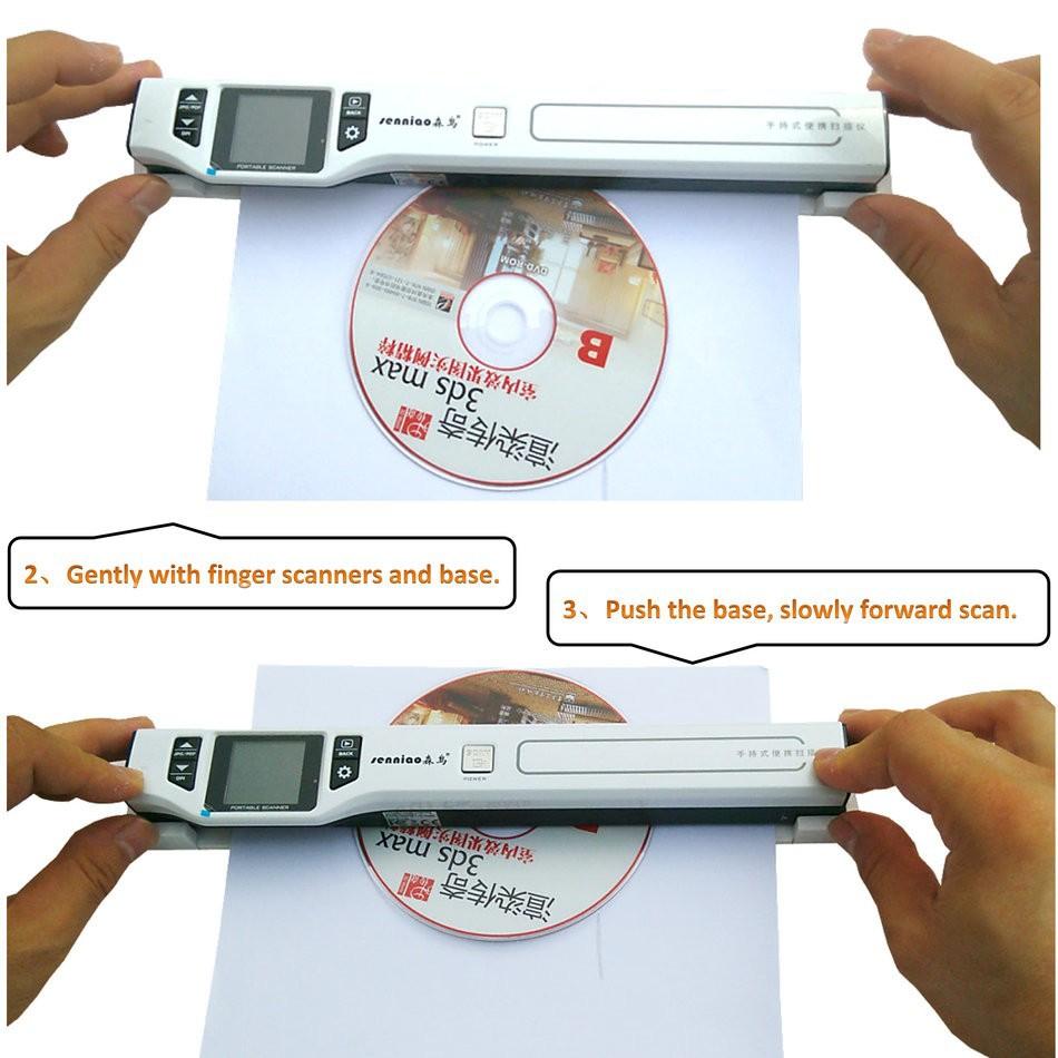 senniao portable scanner base Z01 (12)
