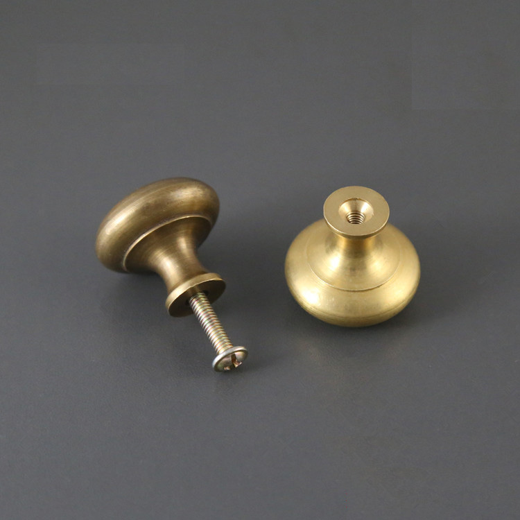 free shipping Antique solid simple drawer knob furniture hardware wardrobe shoe door single hole handle round cone pull free shipping 2pieces zinc alloy furniture handle european antique kitchen shoe cabinet door knob drawer pull hardware part
