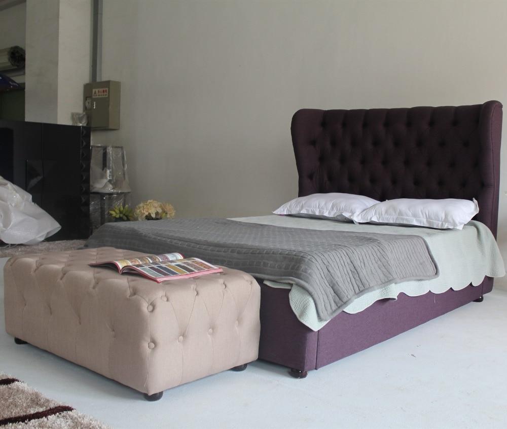 Online kopen Wholesale bedden slaapkamermeubilair uit China bedden ...
