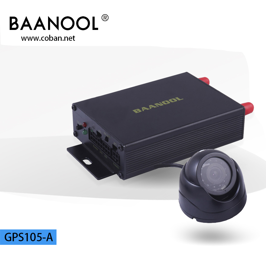 Baanool GPS tracker tk105A Mini GPS car tracker Vehicle tracking Device with gsm alarm system GPS Locator Tracker For Car