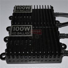 2PCS Super Bright 100w HID Xenon Ballast High Power Replacement Ballast 100w H1 H3 H7 H4 9005