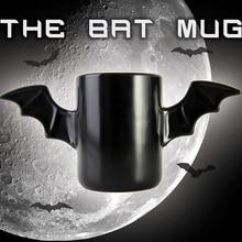 Bat Kaffeetasse Bruce Wayne Hitzebeständigen Ein Paar Flügel Die Dunkelheit Der Host Keramik Kaffee Batman Becher Tasse becher