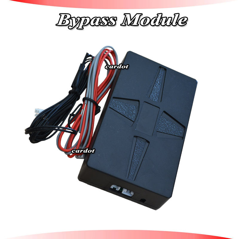 Cardot Universal Chip Immobilizer Bypass Module Working With Engine Start Stop System Or Smart Car Alarm