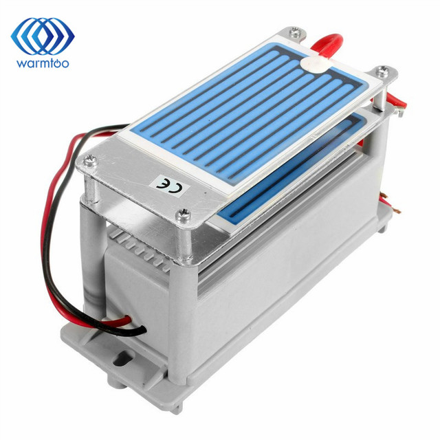 ozone generator  AC 220V 50W Ozone Generator 7g/h with Double Sheet Ceramic Plate ...
