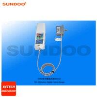 10N למשוך לדחוף דיגיטלי חיל מד Sundoo SH 10B|force gauge|digital force gaugepull gauge -