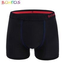 dcc9db87a BONITOS Marcas cueca boxer masculina Algodão cuecas boxer masculina de  marca box Clássico Calvin underwear men
