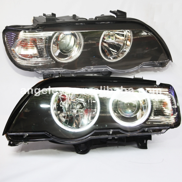Pour BMW E53 X5 phare Angel Eyes 1999-2003 an
