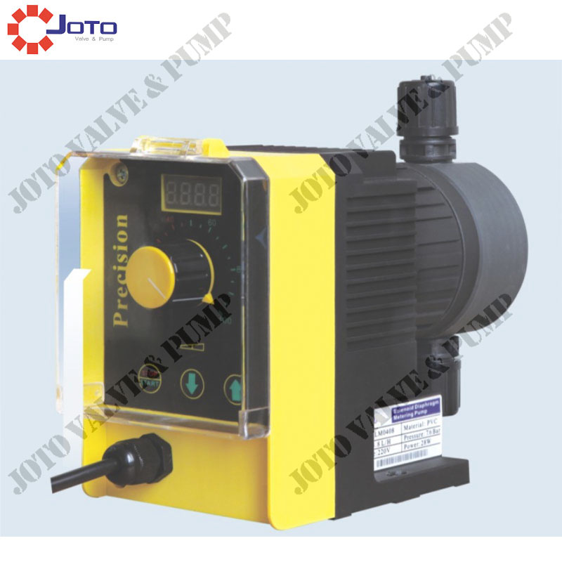 Long Life JLM1202 PVC 28W 220V 50HZ Electromagnetic diaphragm metering Dosing pump ...
