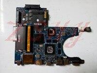 Dell Alienware M11X R1 노트북 마더 보드 SU7300 GT335M DDR3 0K1PWV NAP00 LA-5811P 무료 배송 100% 테스트 ok