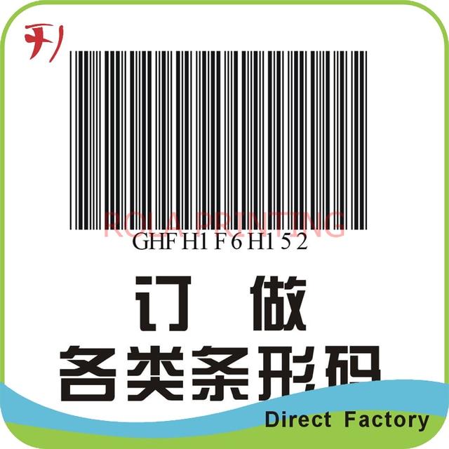 Wholesale customised transparent stickerswaterproof sticker printing