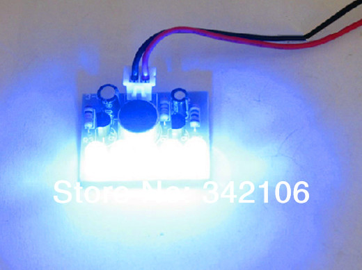 Free Shipping!!!  Sound Level Indicator LED Lights Flash Melody DIY Electronics Technology Production (finished)