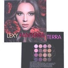 Fashion High Pearlescent 16 Color Eye Shadow Girl Bright Eyeshadow Palette Explosive models hot European eye shadow disc