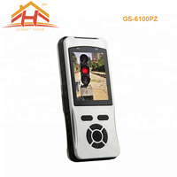 Large LCD Screen Display RFID Card Guard Tour Patrol with Internal Battery