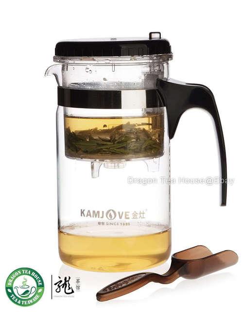 TP-200 Kamjove Art Tea Cup * Mug & Tea Pot 1000ml