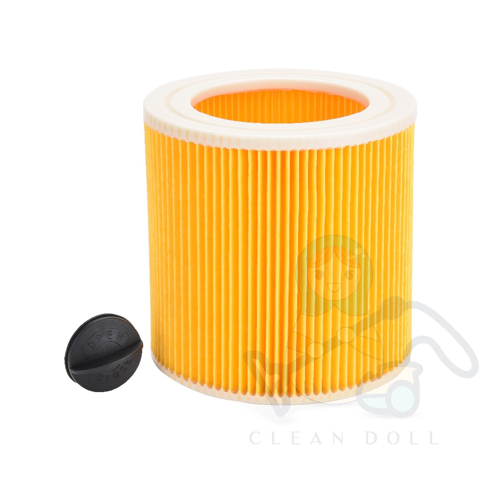Image 3 - Replacement Filter Karcher cleaner bags for Karcher WD3 WD 3.300 M WD 3.200 WD3.500 SE 4001 SE 4002 WD3 P 6.959 130 bag filter-in Vacuum Cleaner Parts from Home Appliances