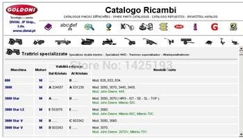 Goldoni Pecas Spare parts catalog