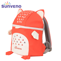 SUNVENO baby backpack Anti lost mochila children backpacks safety harness children leash toddler leash backpack walking backpack